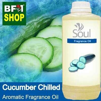 Aromatic Fragrance Oil (AFO) - Cucumber Chilled - 1L