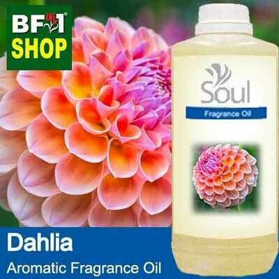 Aromatic Fragrance Oil (AFO) - Dahlia - 1L