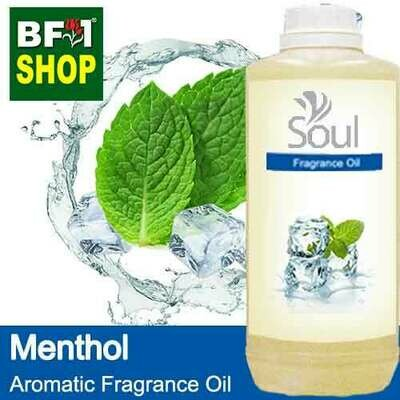 Aromatic Fragrance Oil (AFO) - Menthol - 1L
