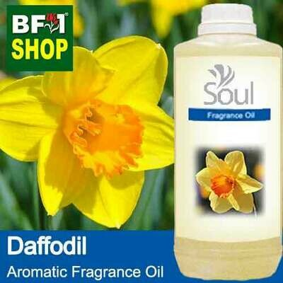 Aromatic Fragrance Oil (AFO) - Daffodil - 1L