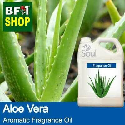 Aromatic Fragrance Oil (AFO) - Aloe Vera - 5L