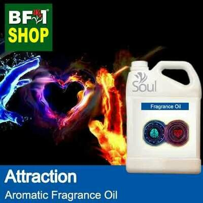 Aromatic Fragrance Oil (AFO) - Attraction - 5L