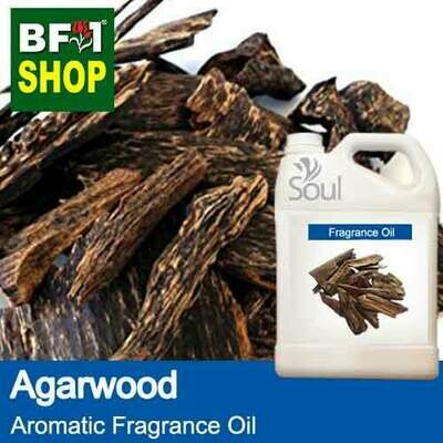 Aromatic Fragrance Oil (AFO) - Agarwood - 5L