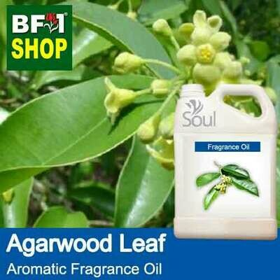 Aromatic Fragrance Oil (AFO) - Agarwood Leaf - 5L