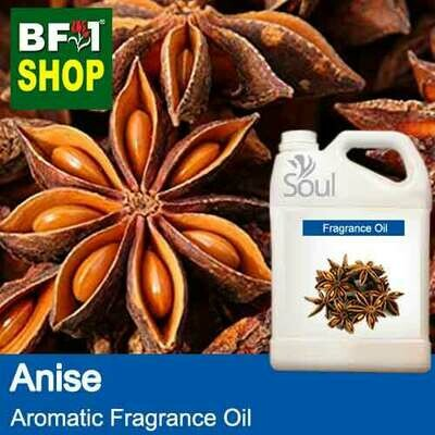 Aromatic Fragrance Oil (AFO) - Anise - 5L