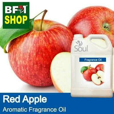 Aromatic Fragrance Oil (AFO) - Apple Red Apple - 5L