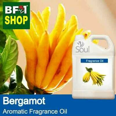Aromatic Fragrance Oil (AFO) - Bergamot - 5L