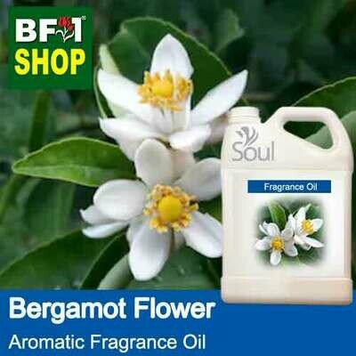 Aromatic Fragrance Oil (AFO) - Bergamot Flower - 5L