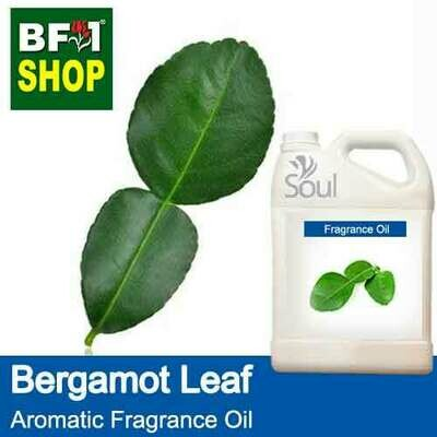 Aromatic Fragrance Oil (AFO) - Bergamot Leaf - 5L