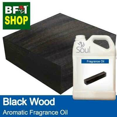 Aromatic Fragrance Oil (AFO) - Black Wood - 5L