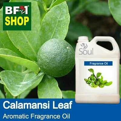 Aromatic Fragrance Oil (AFO) - Calamansi Leaf - 5L
