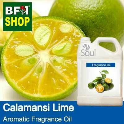 Aromatic Fragrance Oil (AFO) - Calamansi Lime - 5L