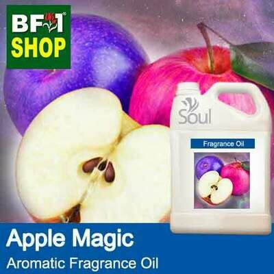 Aromatic Fragrance Oil (AFO) - Apple Magic - 5L