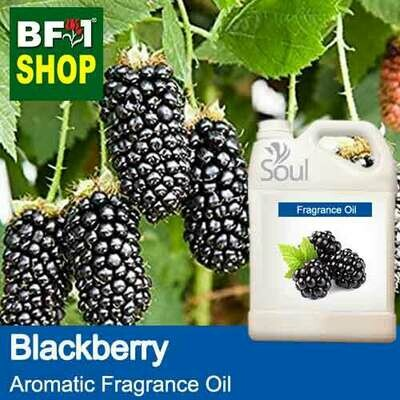 Aromatic Fragrance Oil (AFO) - Blackberry - 5L
