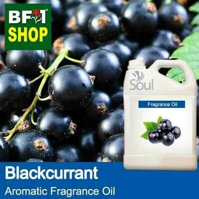 Aromatic Fragrance Oil (AFO) - Blackcurrant - 5L
