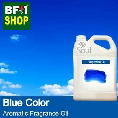 Aromatic Fragrance Oil (AFO) - Blue Color - 5L