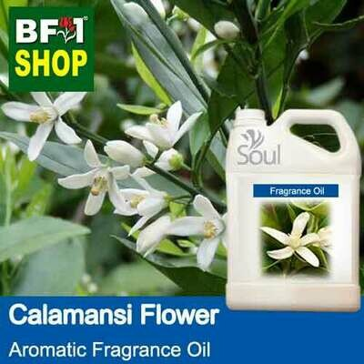 Aromatic Fragrance Oil (AFO) - Calamansi Flower - 5L
