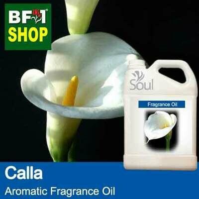 Aromatic Fragrance Oil (AFO) - Calla - 5L