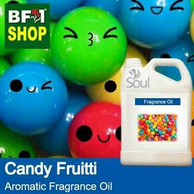 Aromatic Fragrance Oil (AFO) - Candy Fruitti - 5L