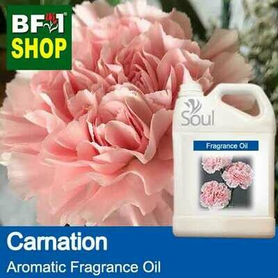 Aromatic Fragrance Oil (AFO) - Carnation - 5L