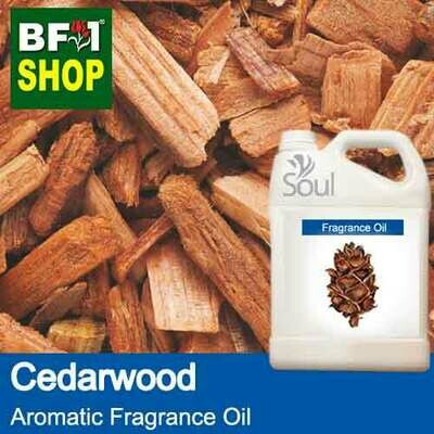 Aromatic Fragrance Oil (AFO) - Cedarwood - 5L