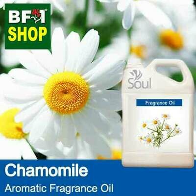 Aromatic Fragrance Oil (AFO) - Chamomile - 5L