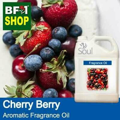 Aromatic Fragrance Oil (AFO) - Cherry Berry - 5L