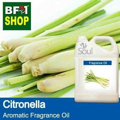 Aromatic Fragrance Oil (AFO) - Citronella - Java Citronella - 5L