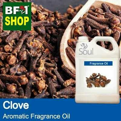 Aromatic Fragrance Oil (AFO) - Clove - 5L