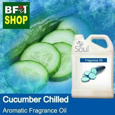 Aromatic Fragrance Oil (AFO) - Cucumber Chilled - 5L