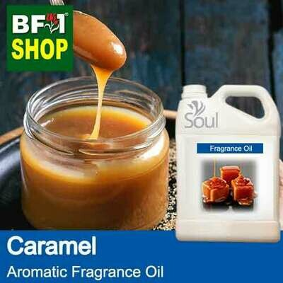 Aromatic Fragrance Oil (AFO) - Caramel - 5L