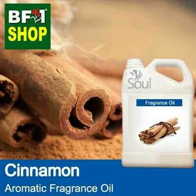 Aromatic Fragrance Oil (AFO) - Cinnamon - 5L