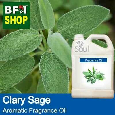 Aromatic Fragrance Oil (AFO) - Clary Sage - 5L