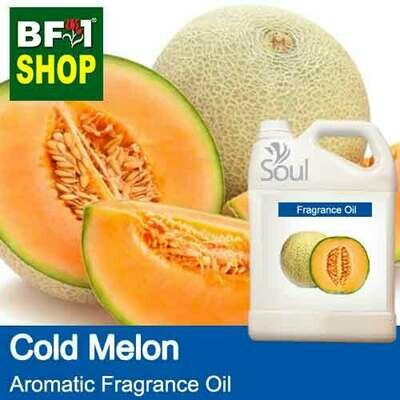Aromatic Fragrance Oil (AFO) - Cold Melon - 5L