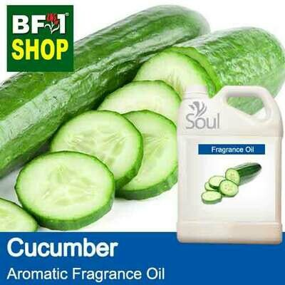 Aromatic Fragrance Oil (AFO) - Cucumber - 5L