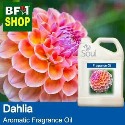 Aromatic Fragrance Oil (AFO) - Dahlia  - 5L