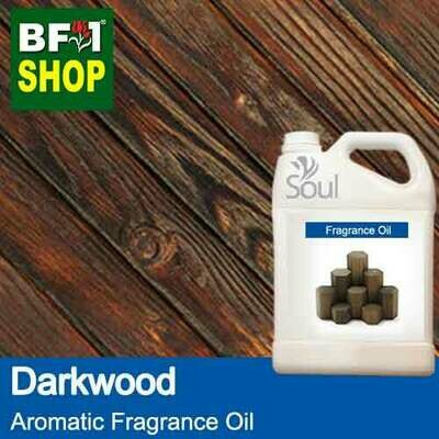 Aromatic Fragrance Oil (AFO) - Darkwood - 5L
