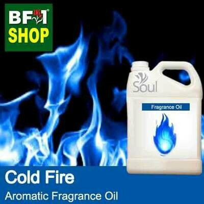 Aromatic Fragrance Oil (AFO) - Cold Fire - 5L