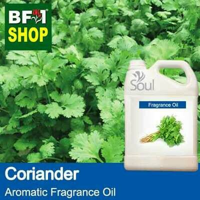 Aromatic Fragrance Oil (AFO) - Coriander - 5L