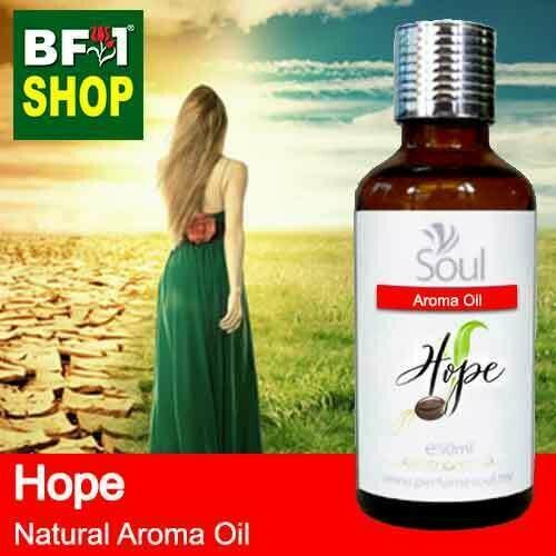 Natural Aroma Oil (AO) - Hope Aura Aroma Oil - 50ml