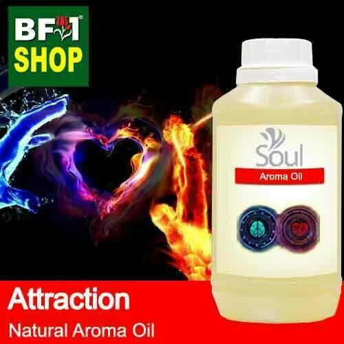 Natural Aroma Oil (AO) - Attraction Aura Aroma Oil - 500ml