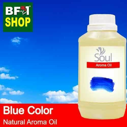 Natural Aroma Oil (AO) - Blue Color Aura Aroma Oil - 500ml