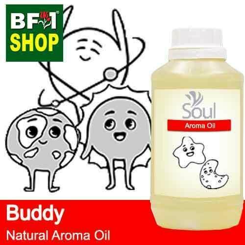 Natural Aroma Oil (AO) - Buddy Aura Aroma Oil - 500ml