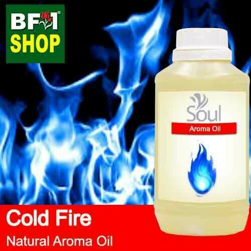 Natural Aroma Oil (AO) - Cold Fire Aura Aroma Oil - 500ml