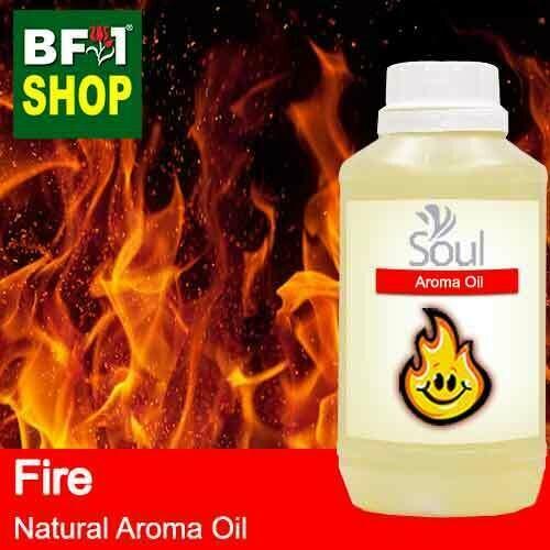 Natural Aroma Oil (AO) - Fire Aura Aroma Oil - 500ml