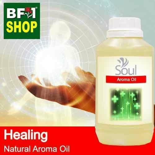Natural Aroma Oil (AO) - Healing Aura Aroma Oil - 500ml