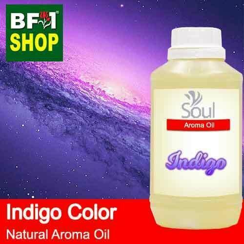 Natural Aroma Oil (AO) - Indigo Color Aura Aroma Oil - 500ml