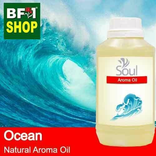 Natural Aroma Oil (AO) - Ocean Aura Aroma Oil - 500ml