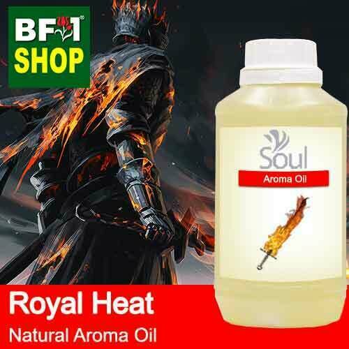 Natural Aroma Oil (AO) - Royal Heat Aura Aroma Oil - 500ml