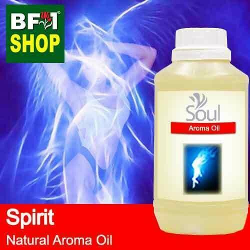 Natural Aroma Oil (AO) - Spirit Aura Aroma Oil - 500ml
